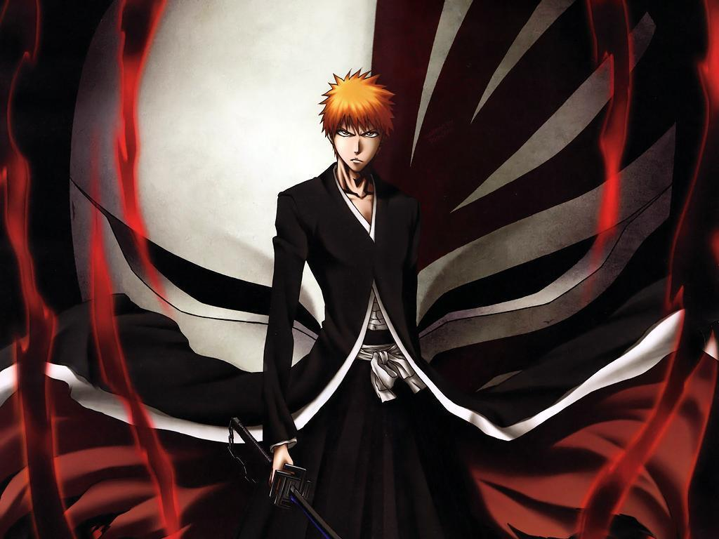 bleach ichigo hollow wallpaper - photo #19