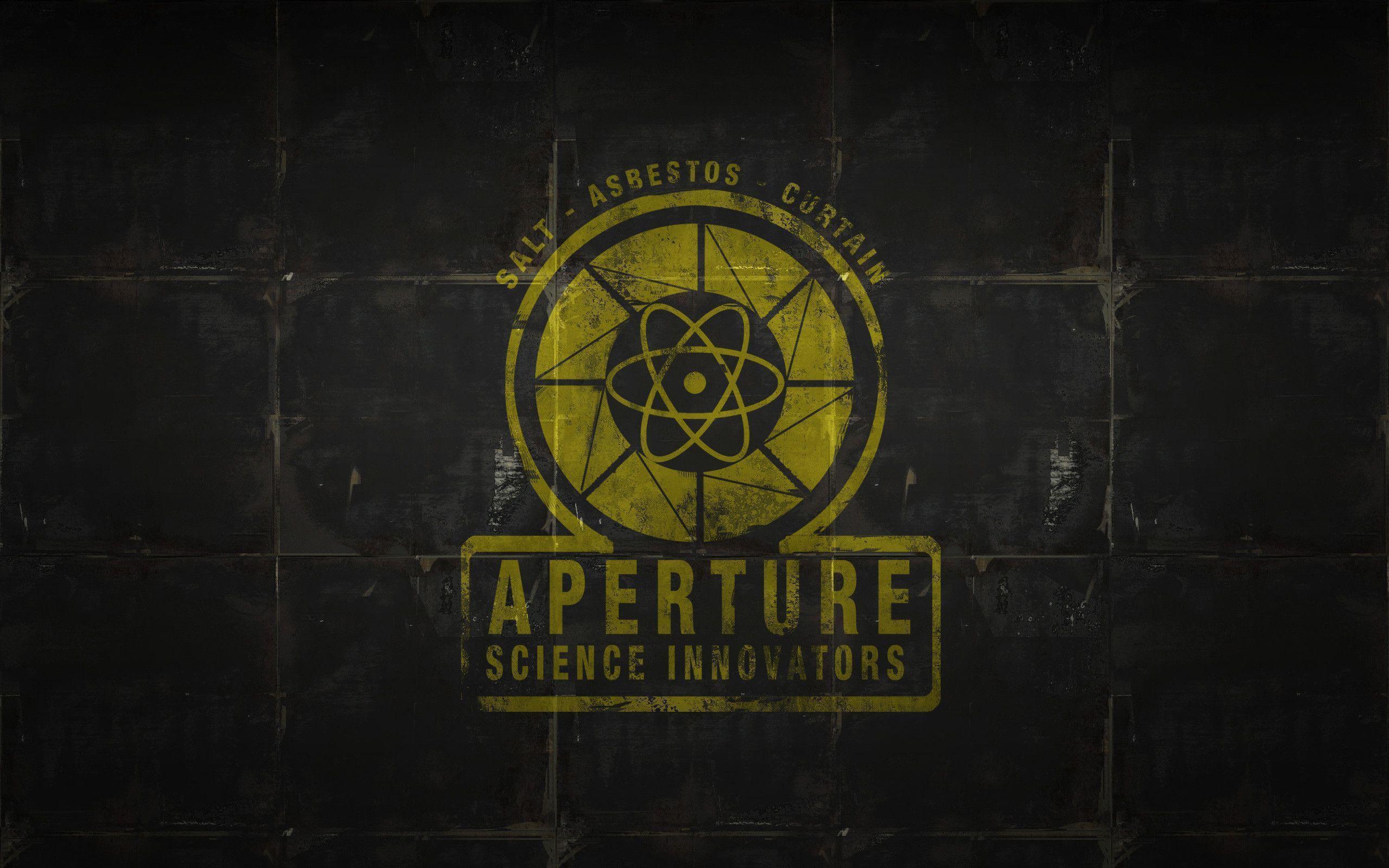 Aperture Science Wallpapers Wallpaper CaveAperture Science Innovators