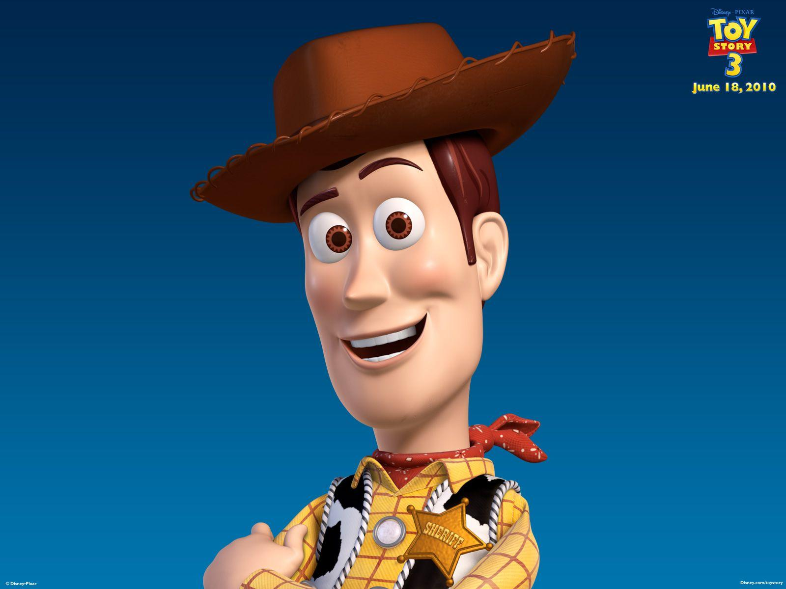 Toy Story Woody Wallpaper For Free