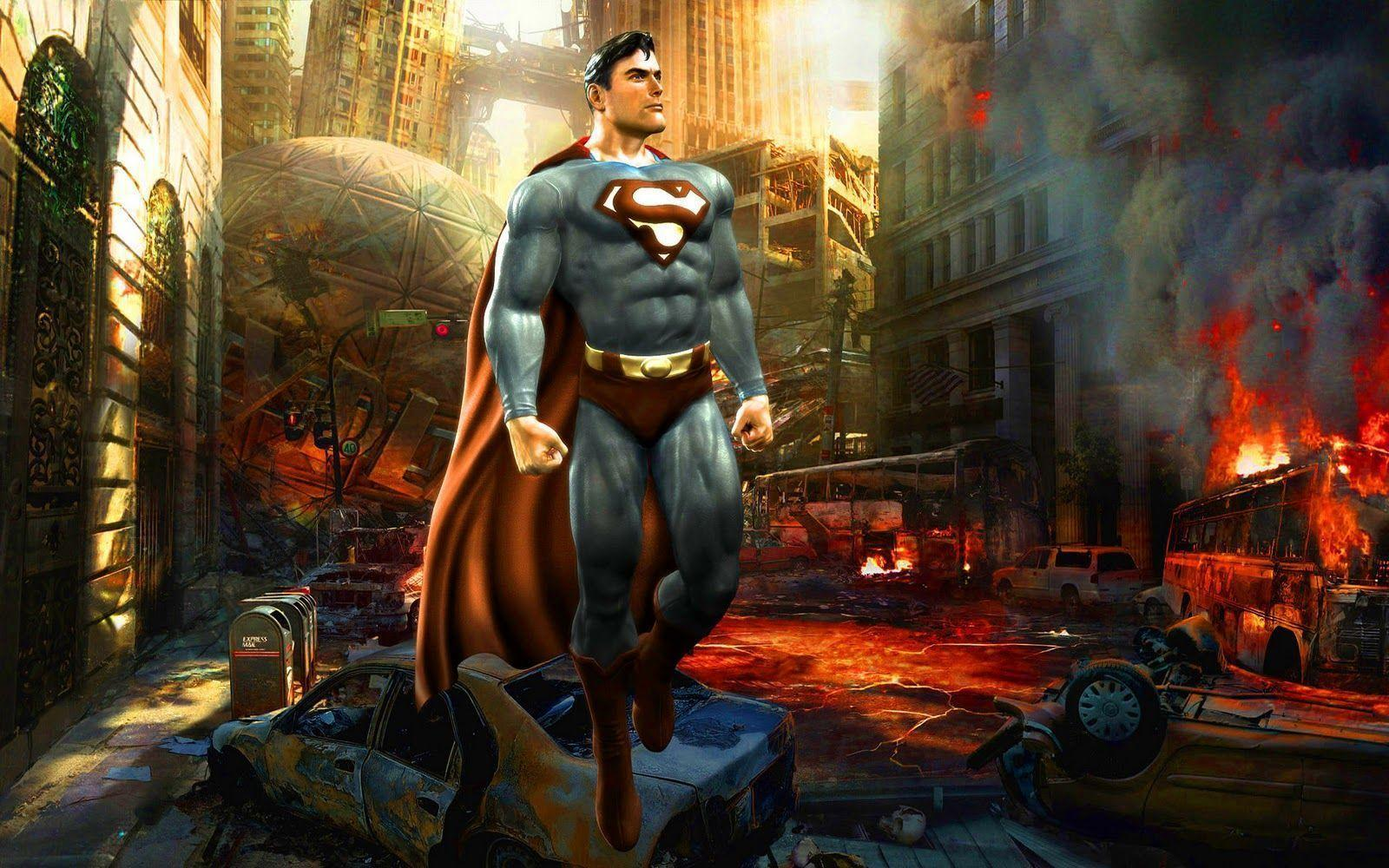 Hd Superman Wallpapers
