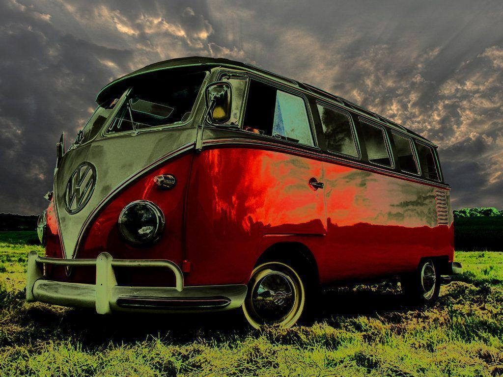 old vw buses wallpaper - photo #16