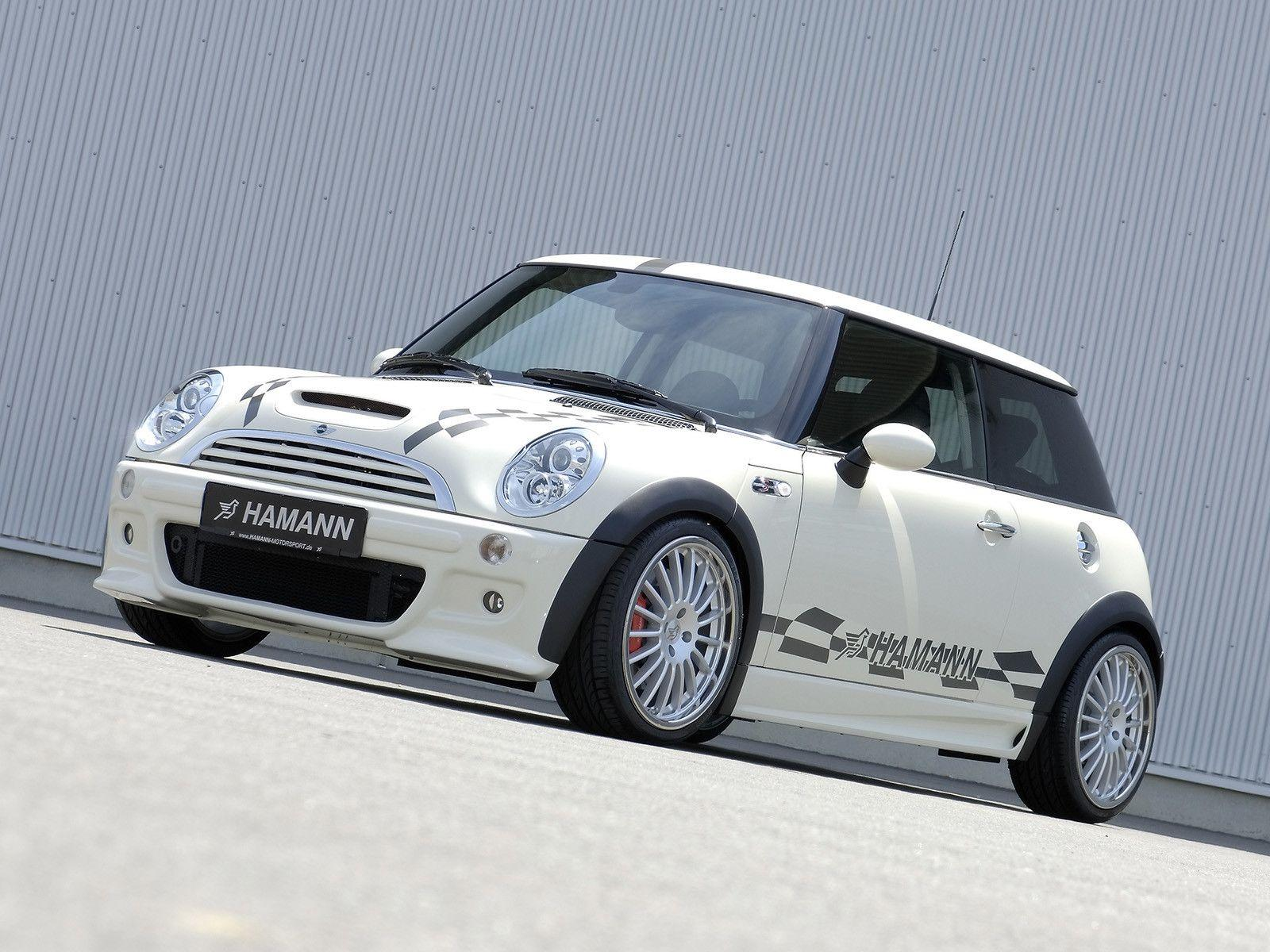 Mini Cooper S Wallpapers and Backgrounds