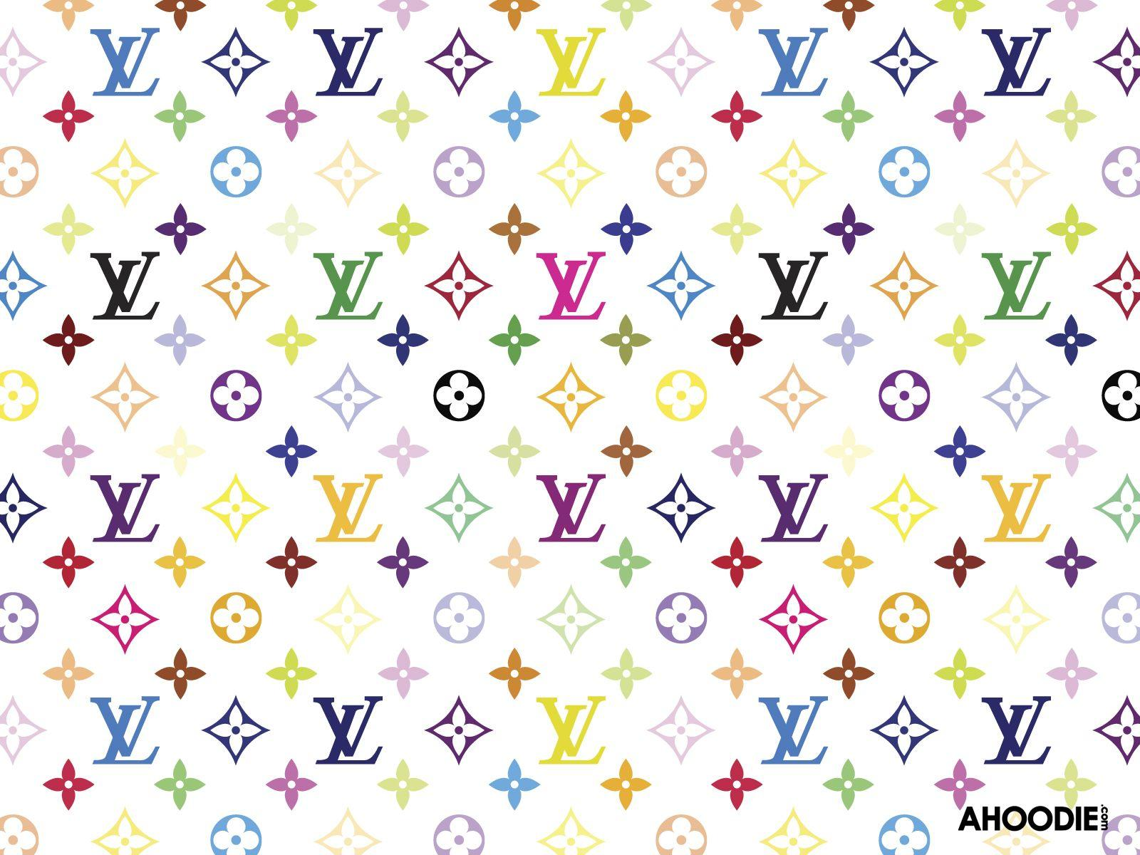 Louis Vuitton Logo Wallpaper Pink Louis Vuitton Wallpape...