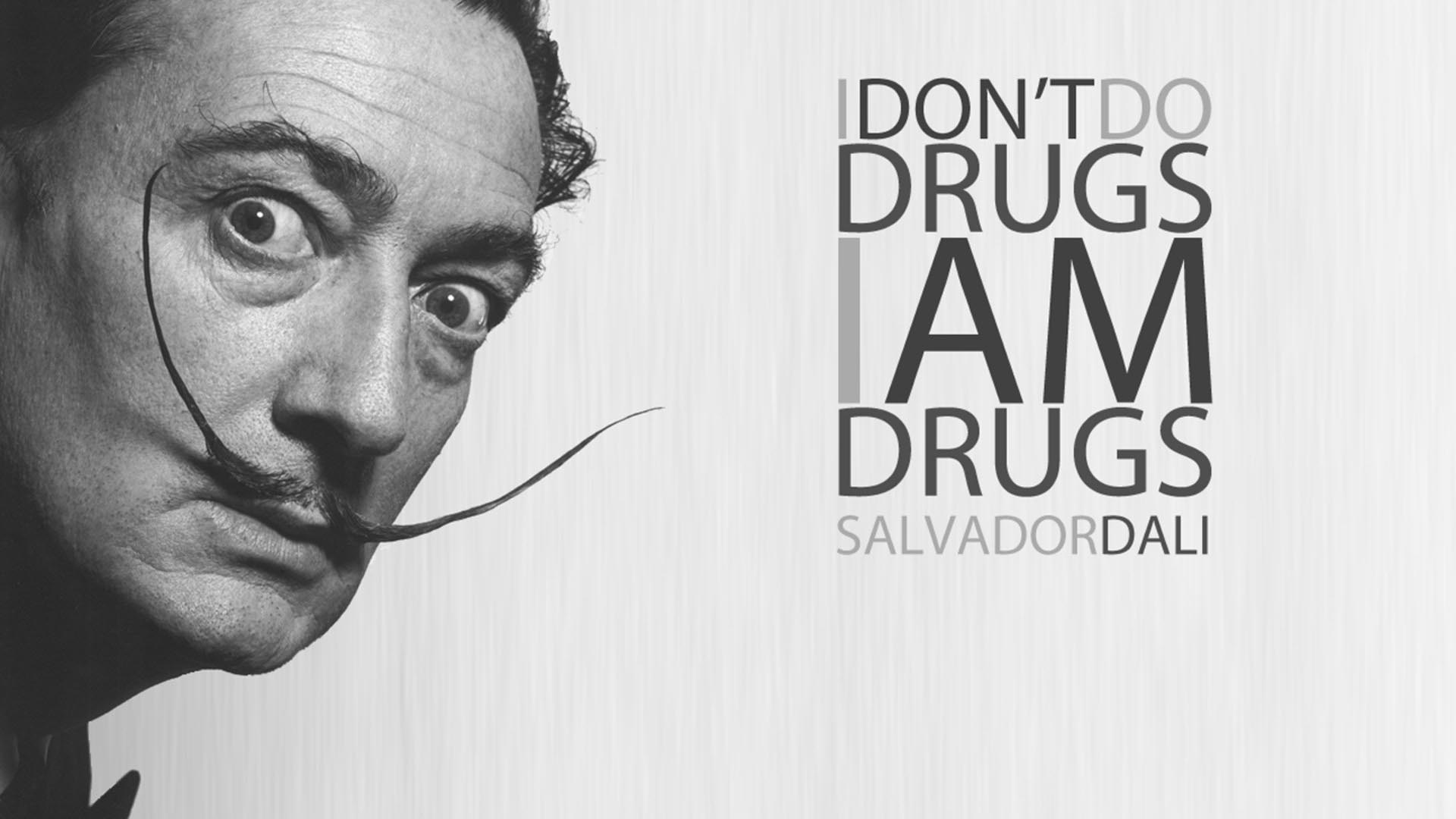 Salvador Dali Quote HD Wallpaper » FullHDWpp - Full HD Wallpapers ...