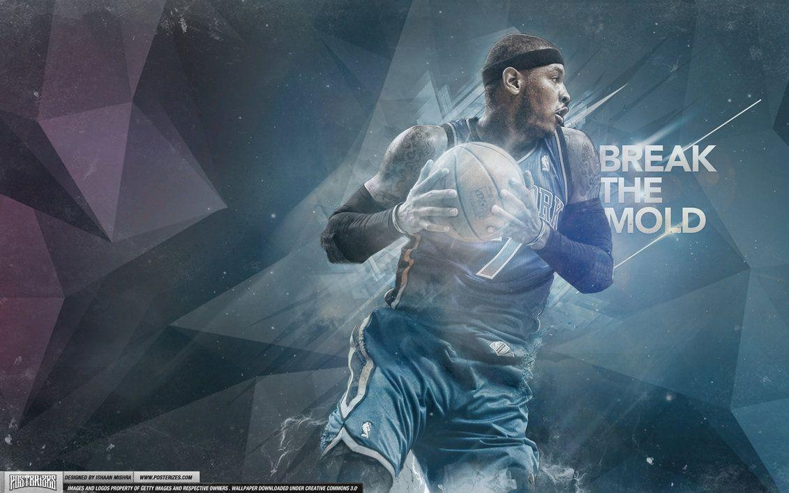 Carmelo Anthony Knicks Wallpapers by Angelmaker666