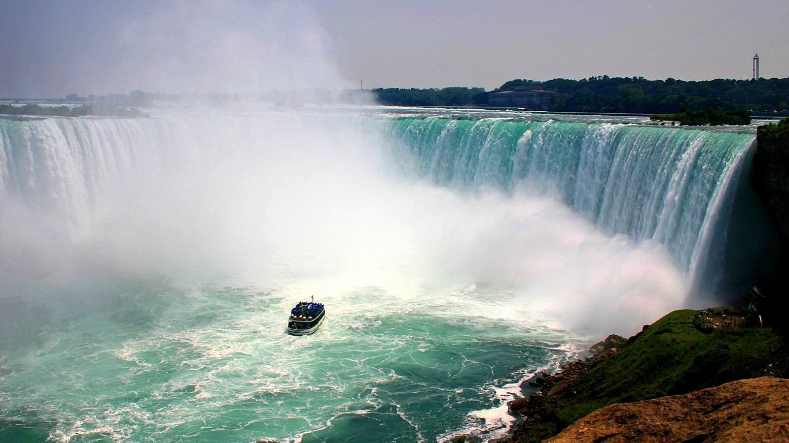 Niagara Falls Backgrounds Wallpaper Cave