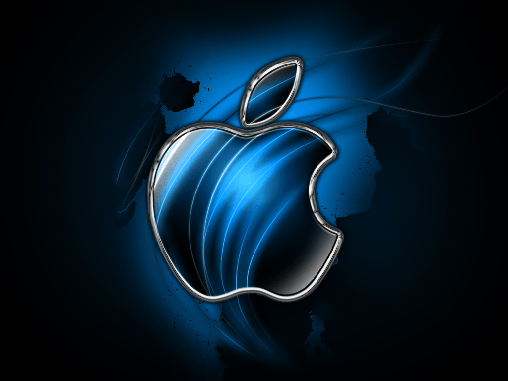 apple blue wallpapers - wallpaper cave