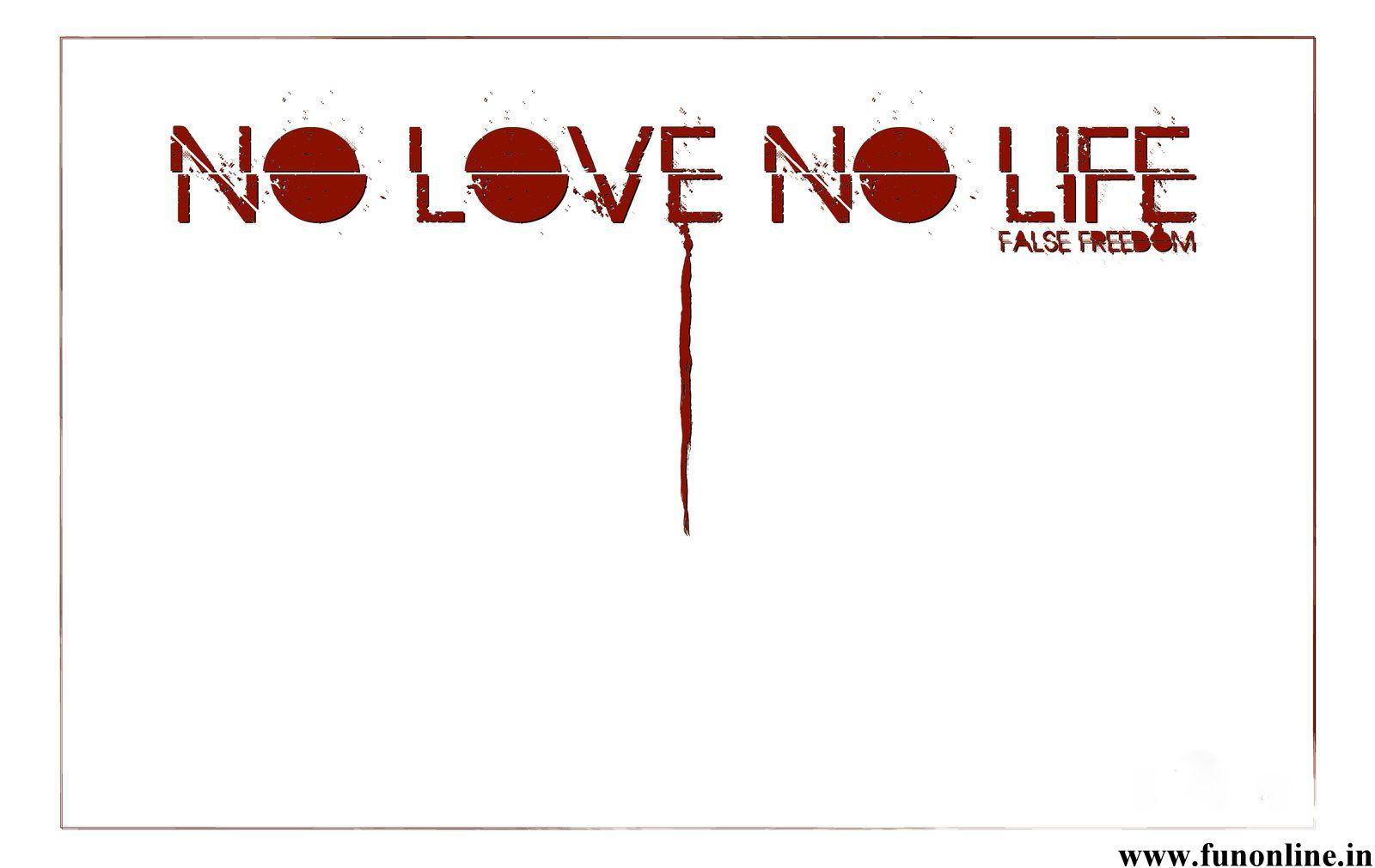 No Love Wallpaper: No Love Wallpapers