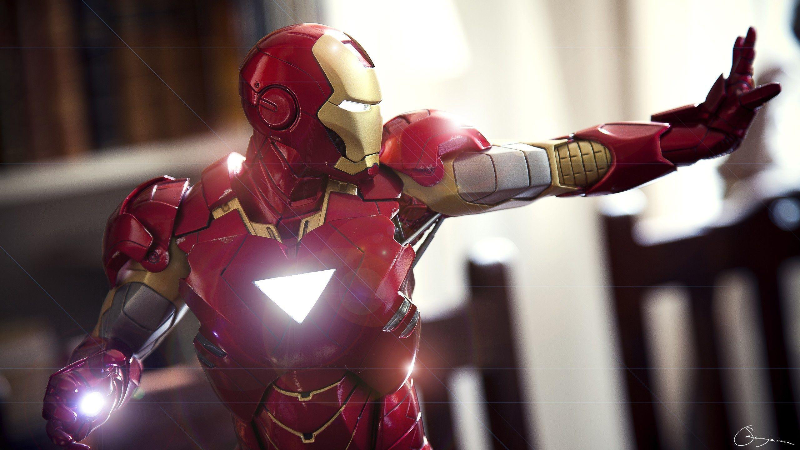 Wallpapers For > Iron Man Suit Wallpapers Hd