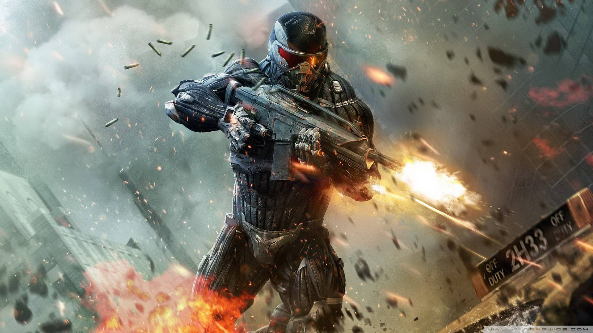 Crysis 2 Wallpapers in full 1080P HD « GamingBolt.com: Video Game .