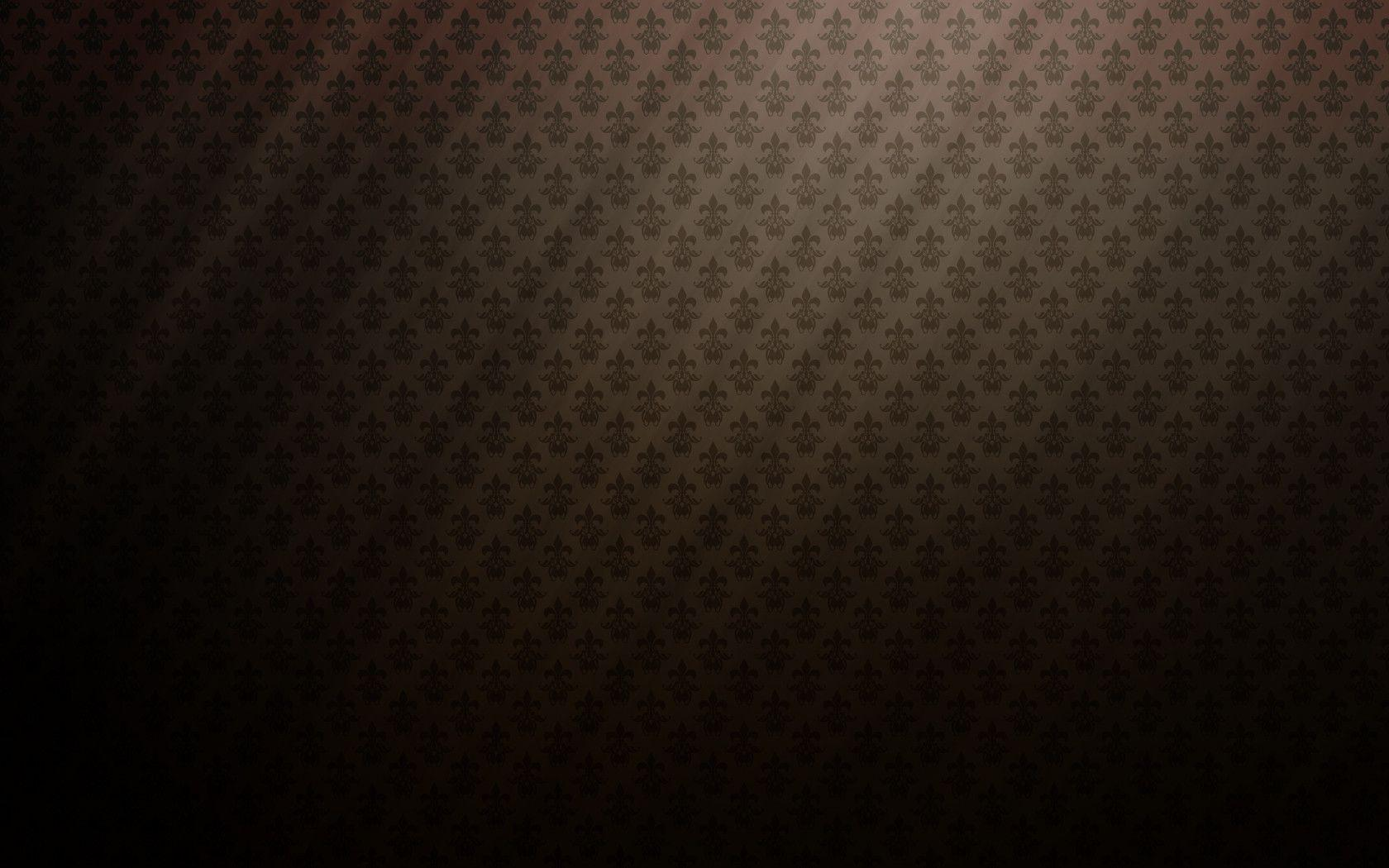 Wallpapers For > Dark Brown Gradient Background