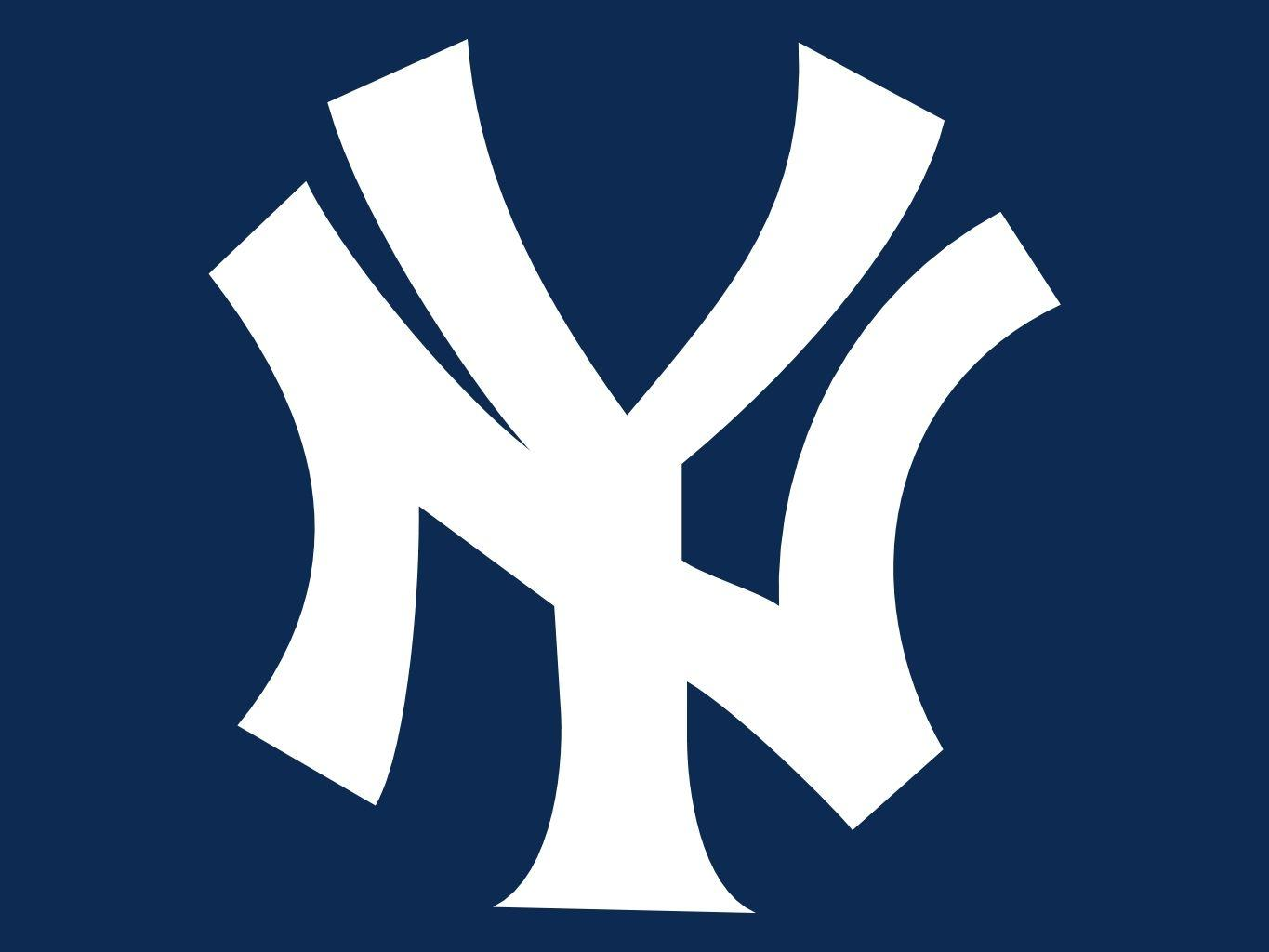 ny yankees logo wallpapers wallpaper cave rh wallpapercave com  new york yankee logo wallpaper