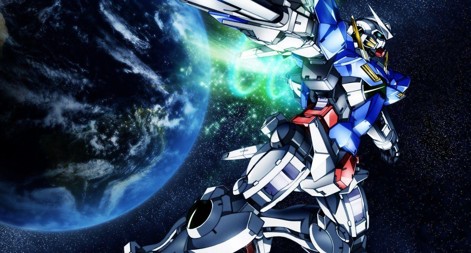 The Image of Gundam Wing 1600x860 HD Wallpapers
