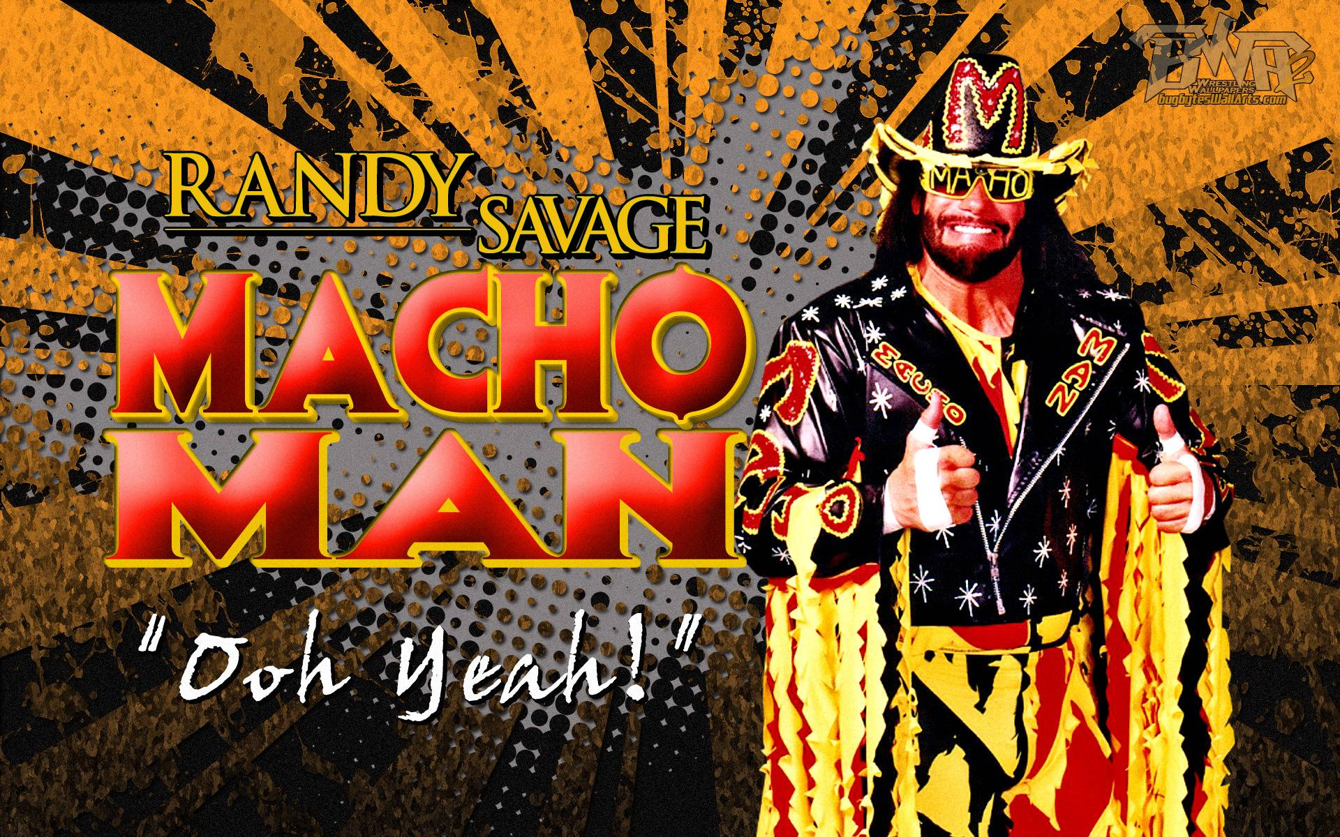 Macho Man Randy Savage Wallpapers - Wallpaper Cave