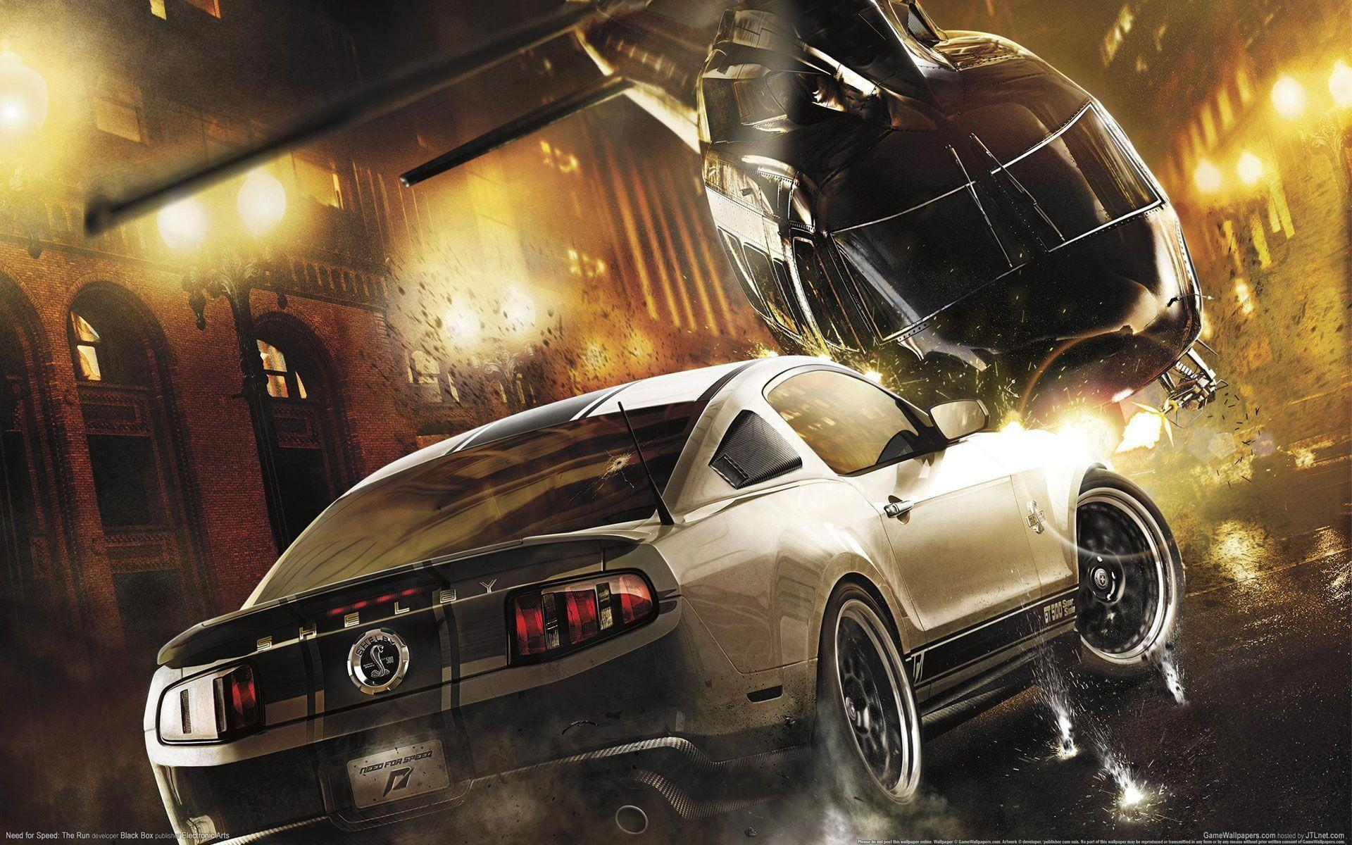 Free Wallpapers - Need For Speed The Run Wallpaper