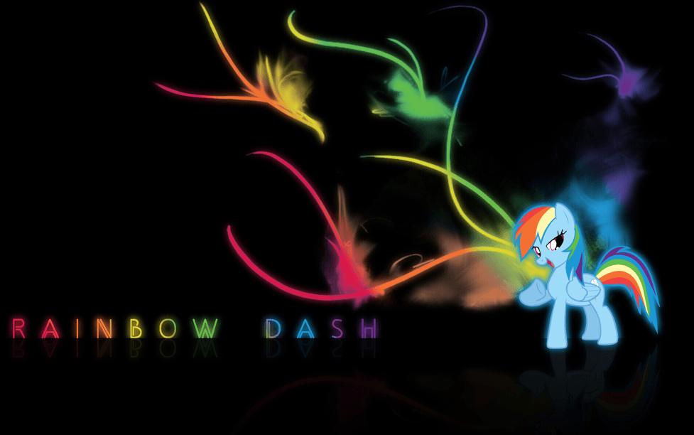 rainbow dash sphere background - photo #18