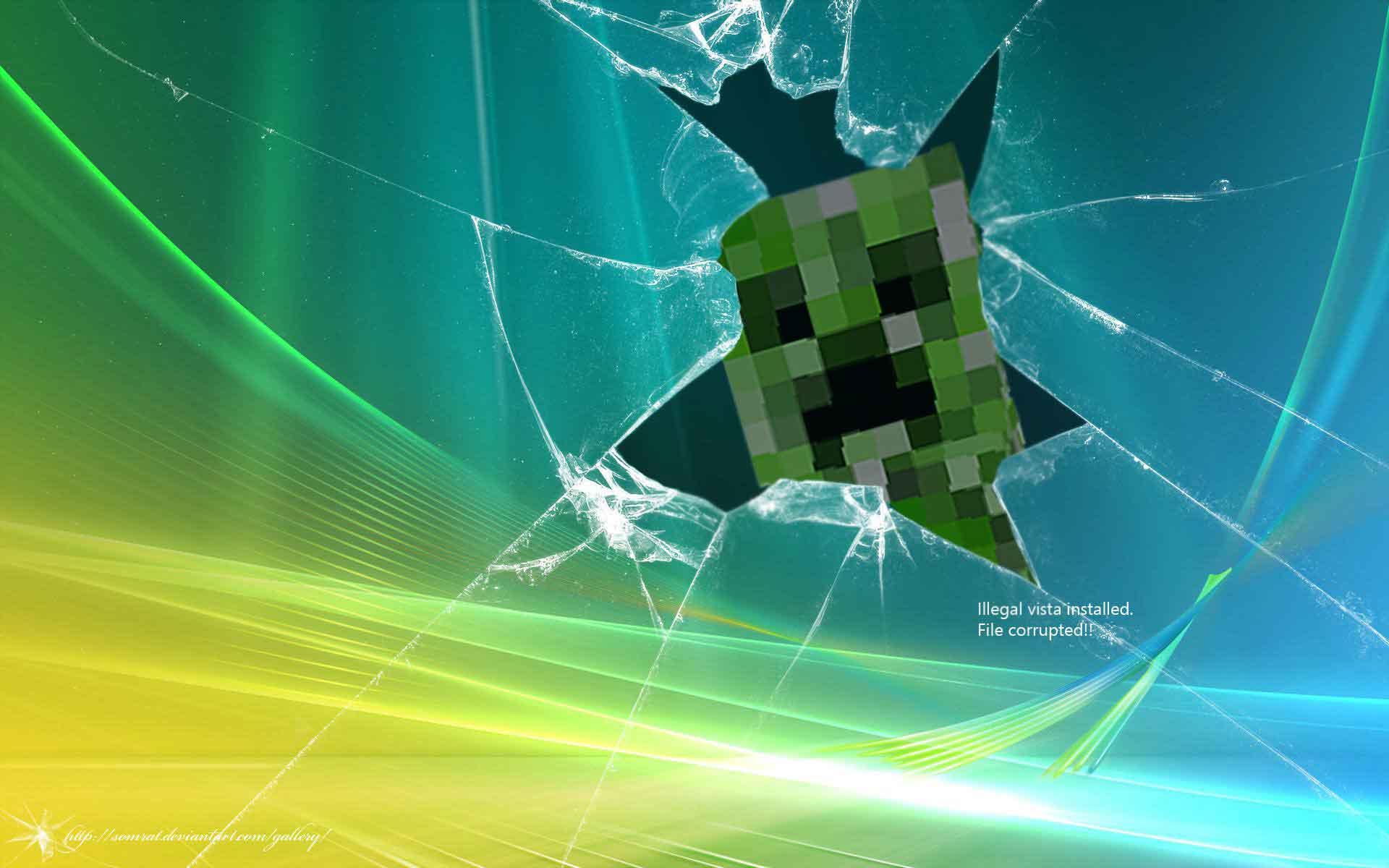 Minecraft creeper desktop backgrounds wallpaper cave minecraft wallpapers full hd wallpaper search voltagebd Gallery