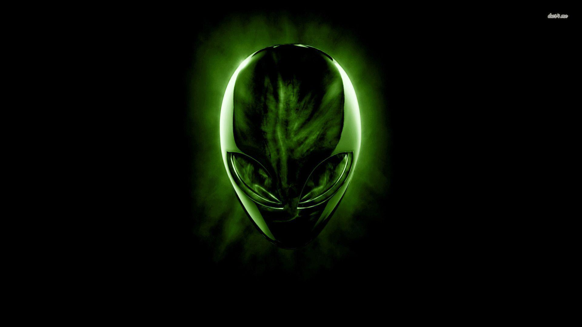 alienware wallpaper green hd - photo #12
