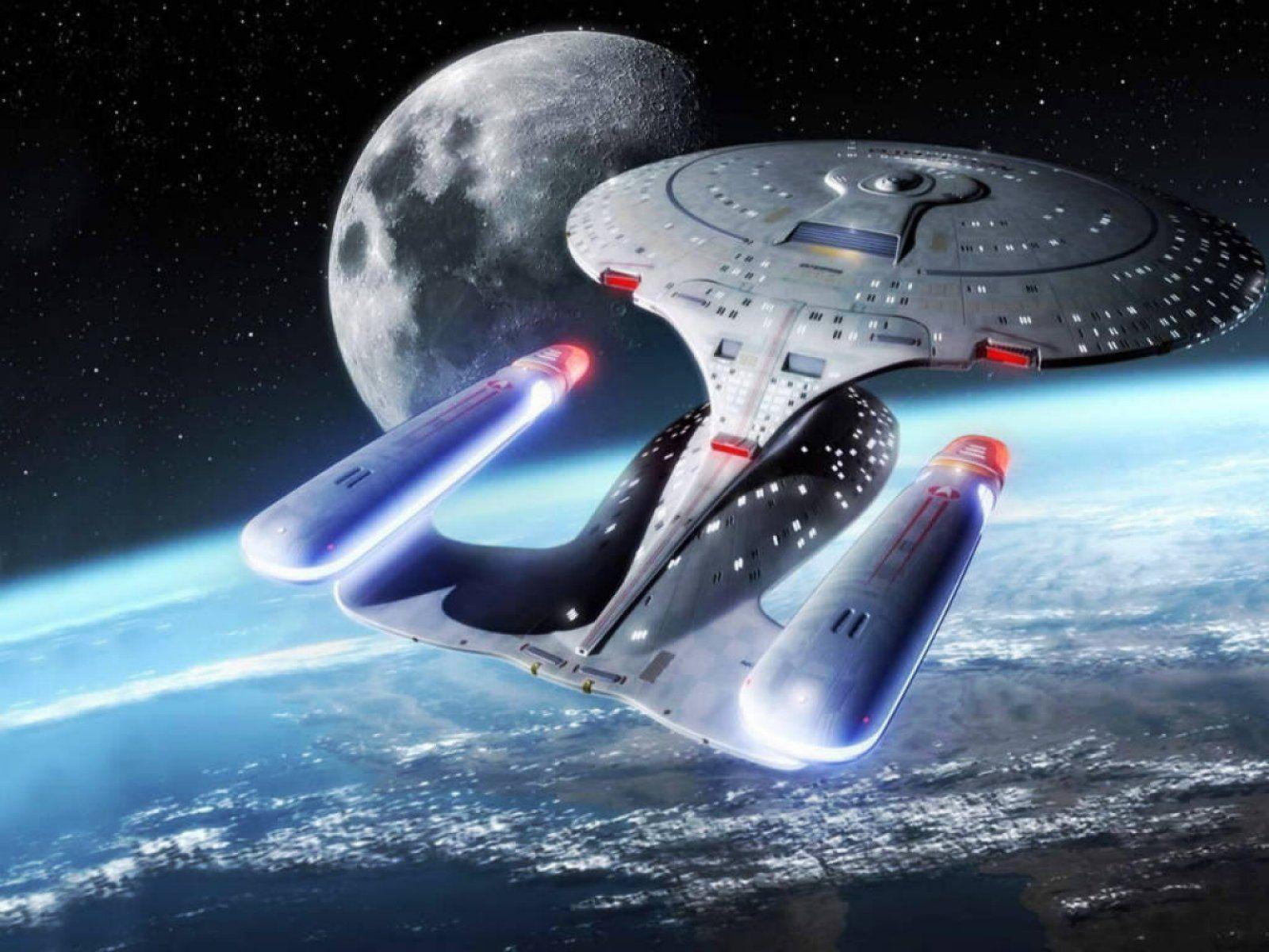 Star Trek Enterprise Wallpapers - Wallpaper Cave