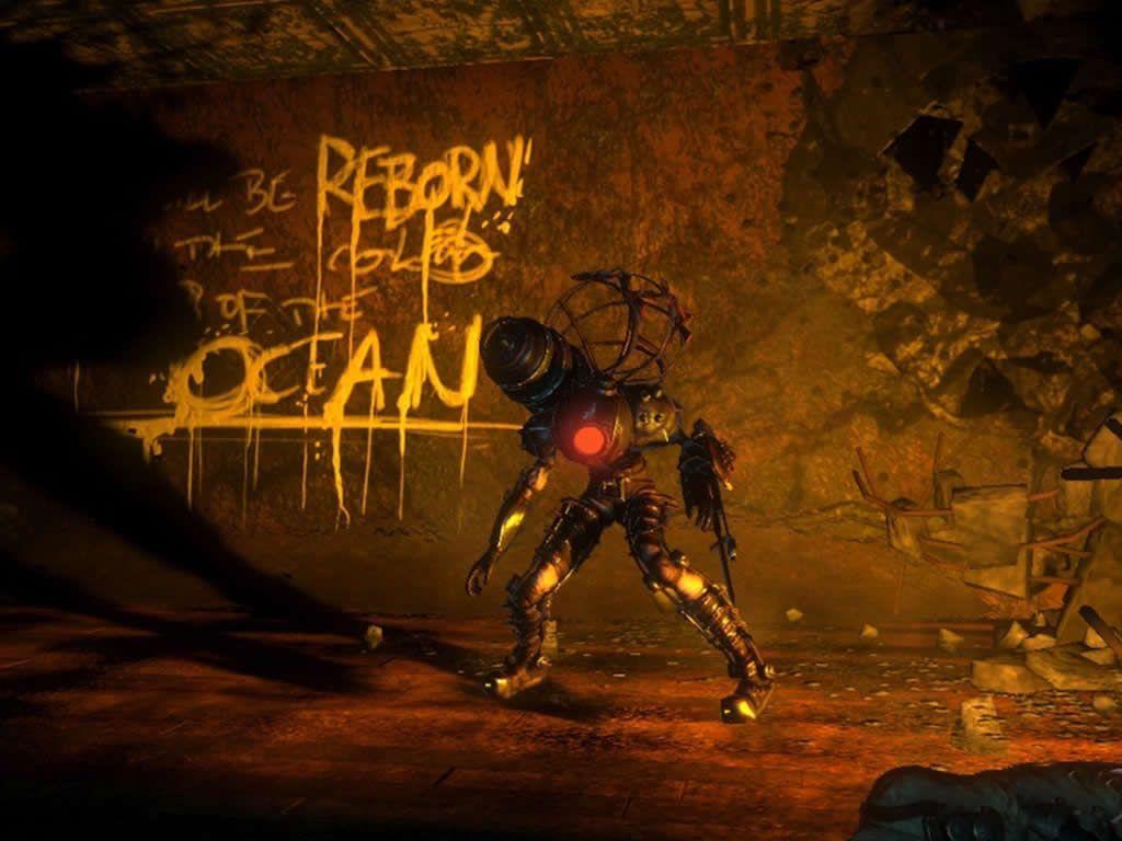 BioShock 2 Wallpapers - Wallpaper Cave