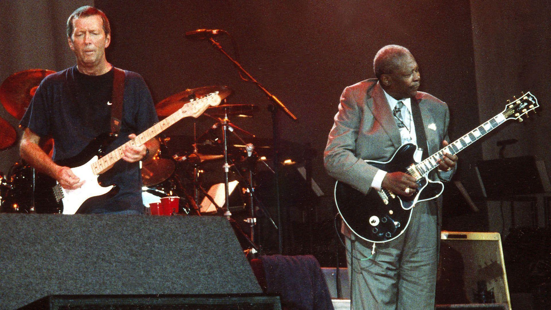 1 B.b. King & Eric Clapton Wallpapers