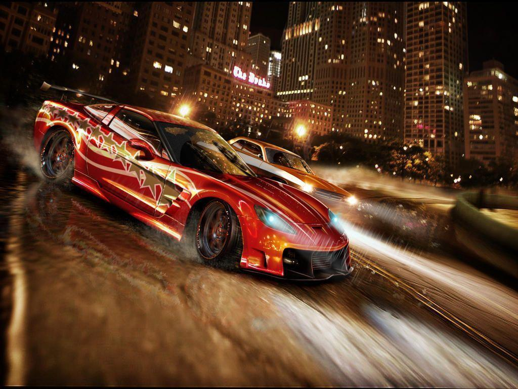 Street racing cars wallpapers