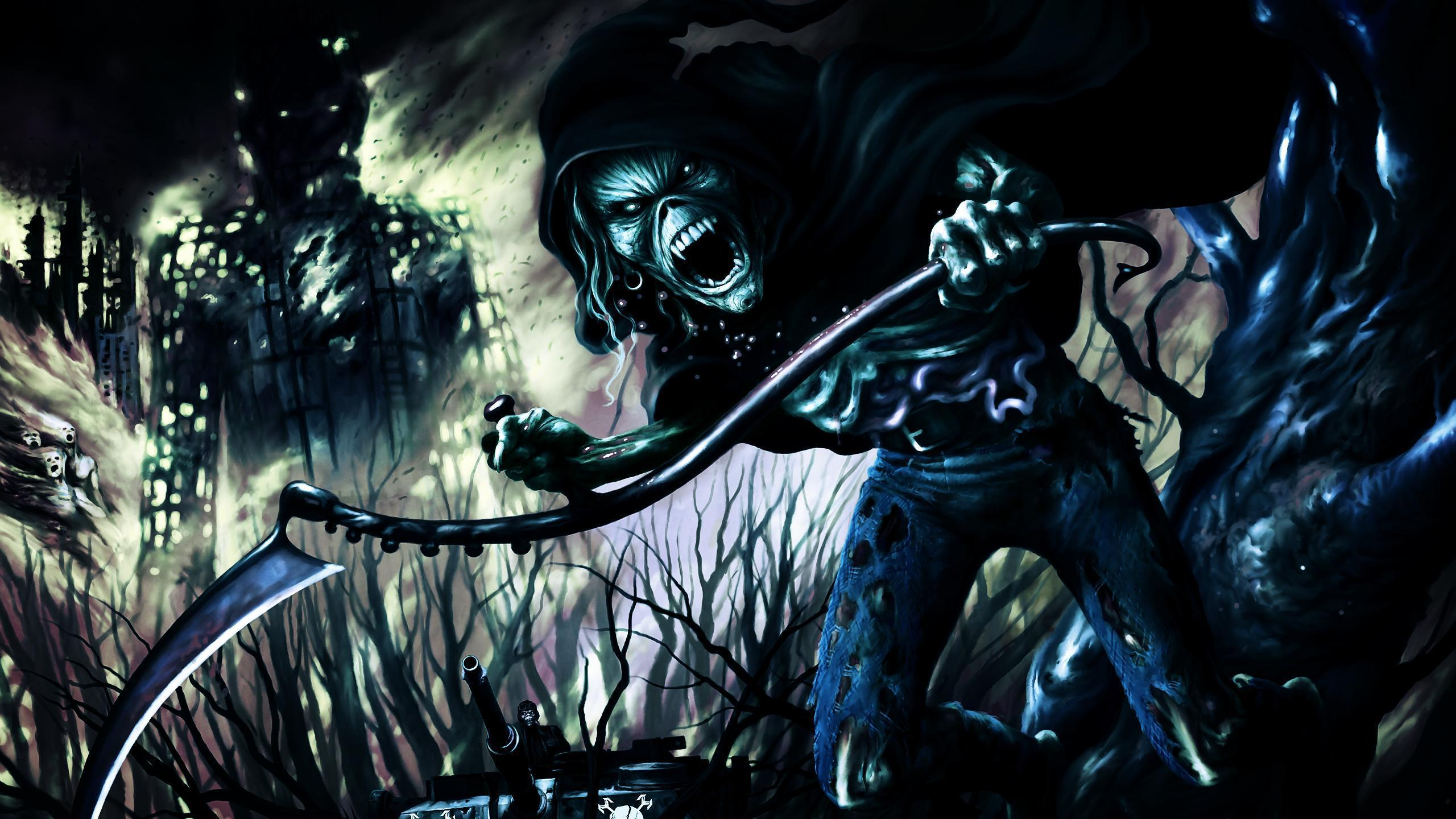 iron maiden wallpapers covers - photo #21
