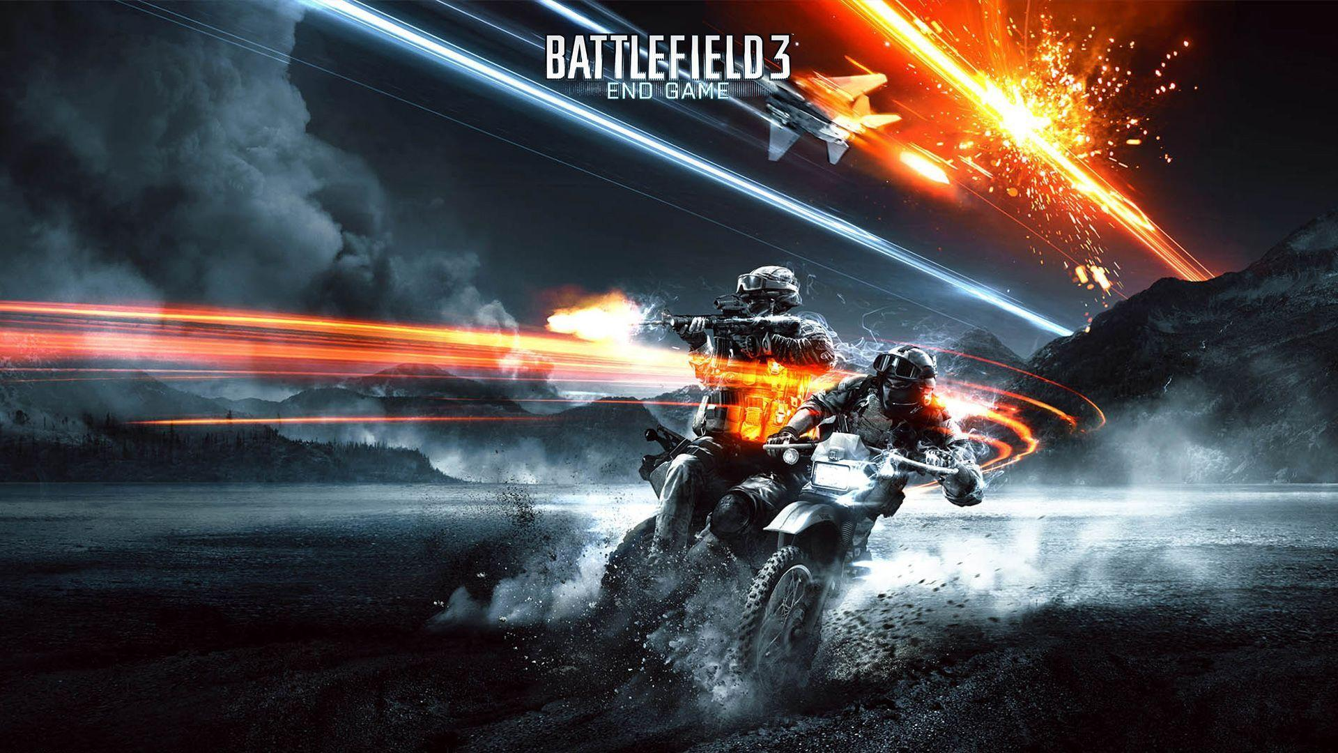 Battlefield 3 End Game Wallpapers | HD Wallpapers