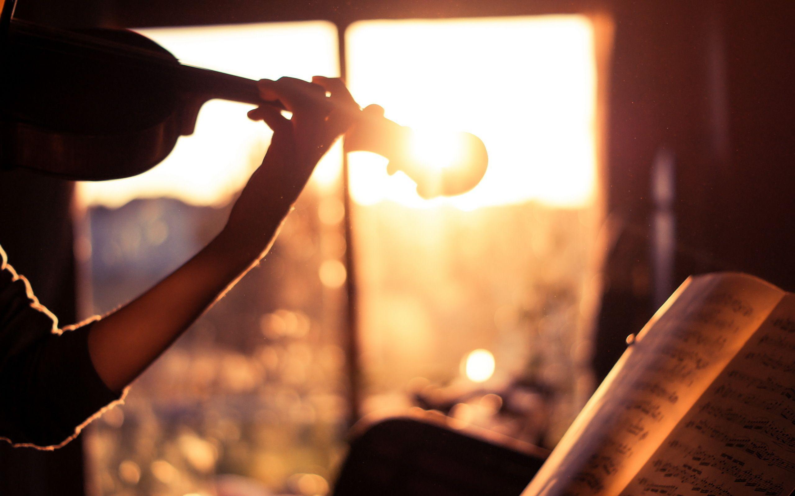Learning Life from the Violin - TallahasseeSceneTallahasseeScene