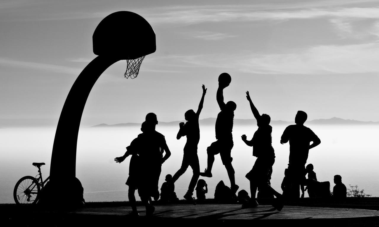 Sports Wallpaper Hd Black: Basketball HD Wallpapers