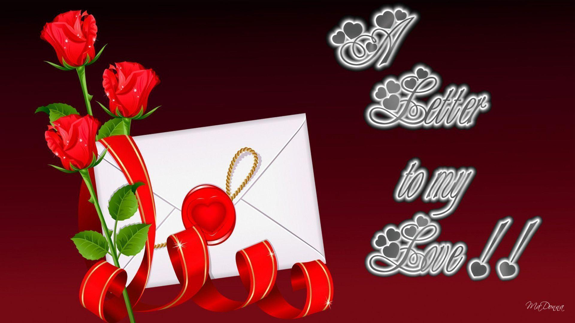 Love Letter Wallpapers - Wallpaper Cave