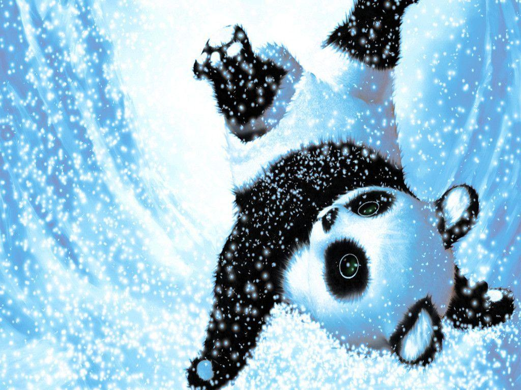 Cute panda backgrounds wallpaper cave - Baby animation wallpaper ...