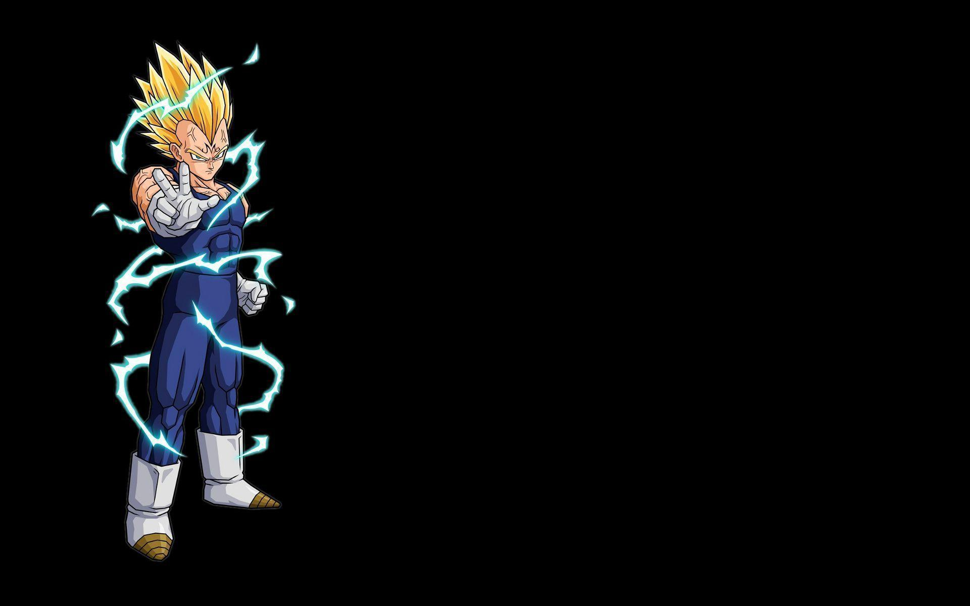 Most Downloaded Dragon Ball Z Vegeta Wallpapers
