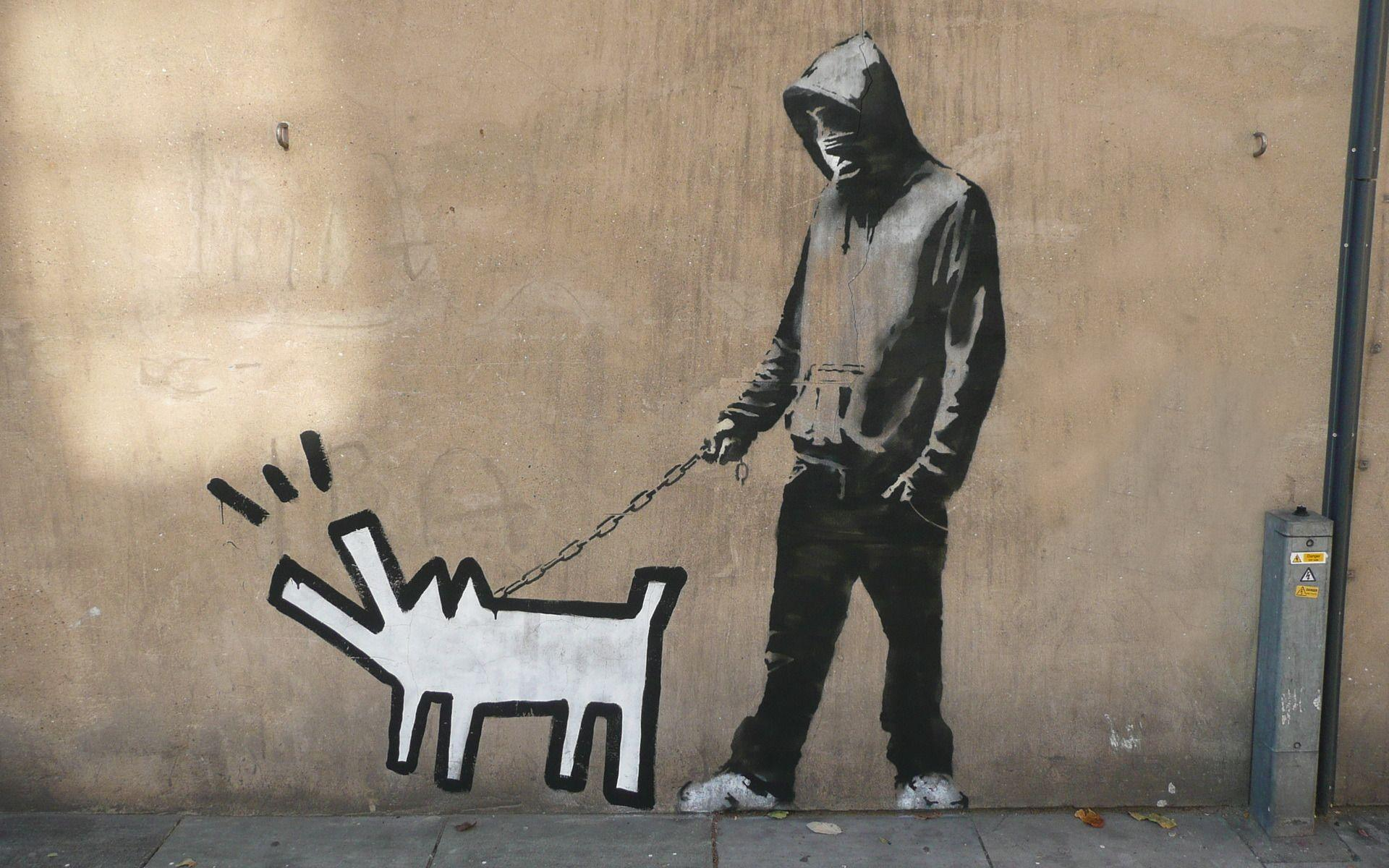 Banksy Graffiti Wallpapers - Wallpaper Cave