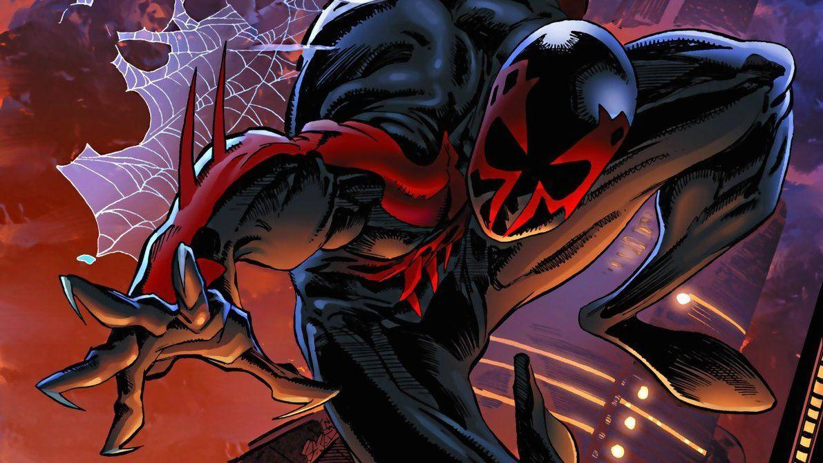Pix For > Spiderman 2099 Wallpapers