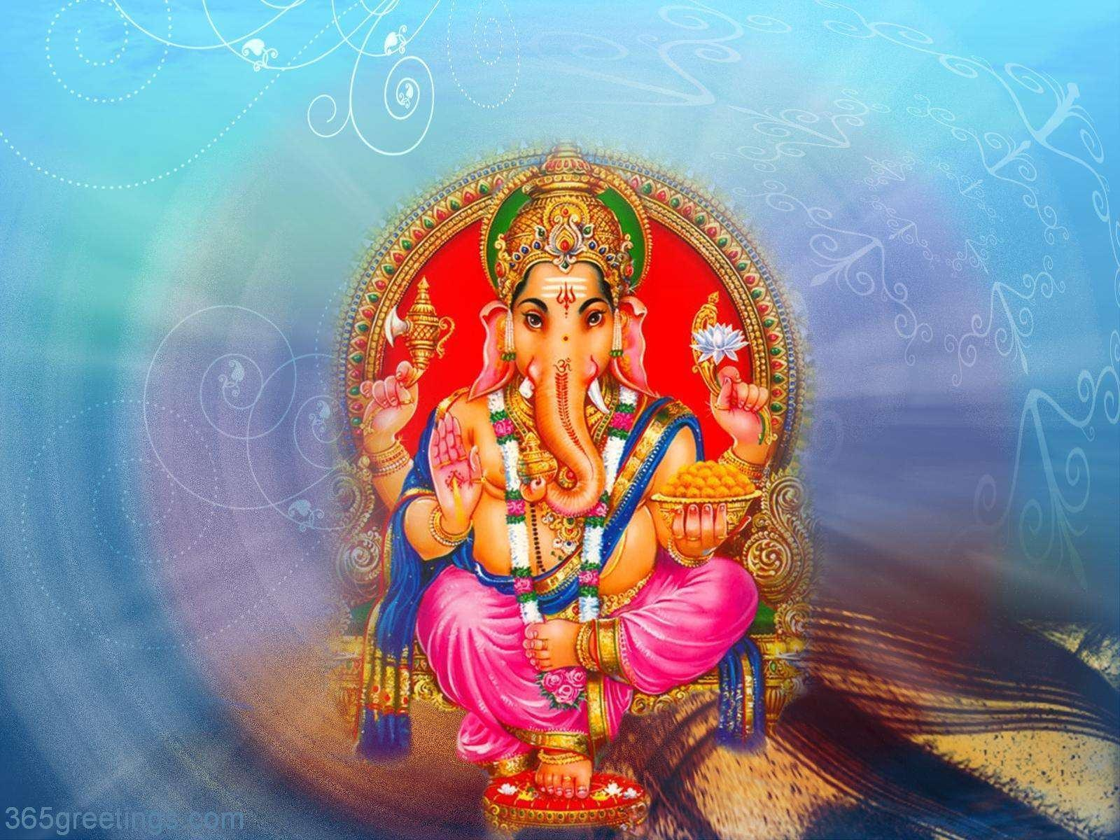 Lord Ganesha Hindu God HD God Images,Wallpapers & Backgrounds hin