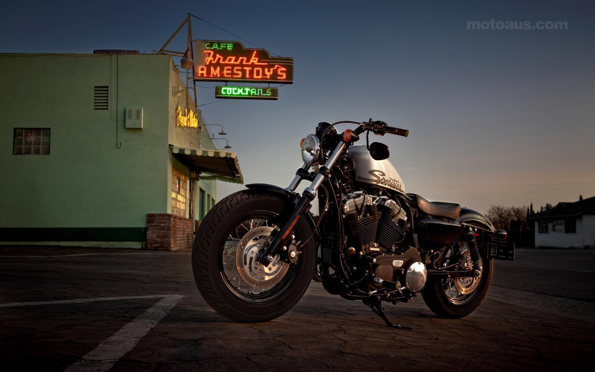 Harley Davidson Sportster Wallpaper | Wallpaper Download