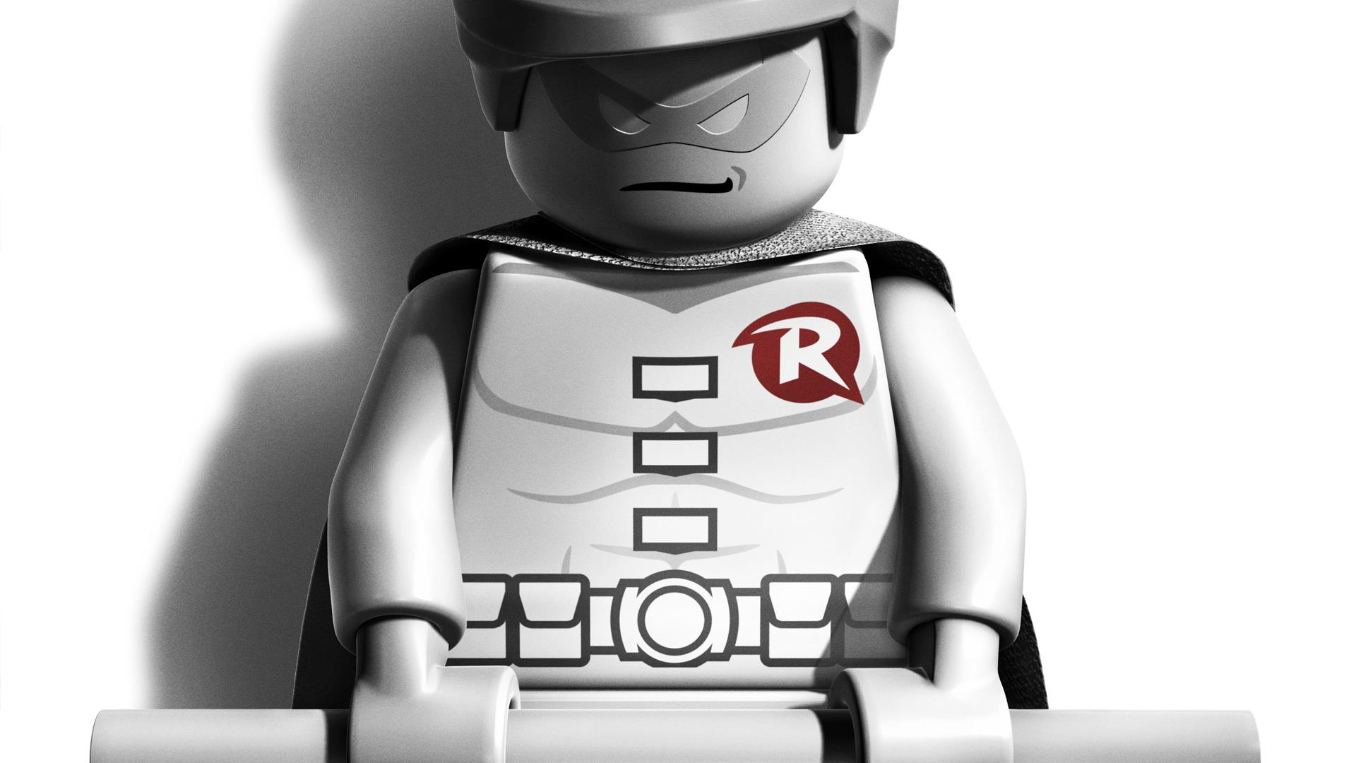 Lego Marvel Superheroes Black And White Cat