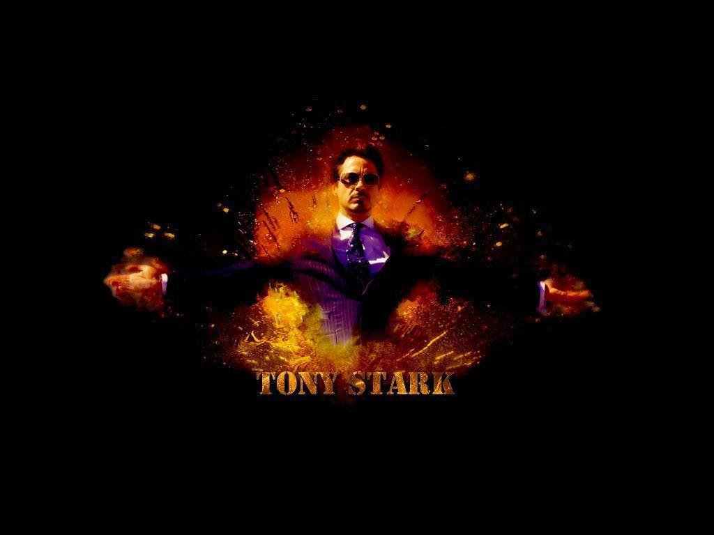 tony stark wallpaper - photo #23