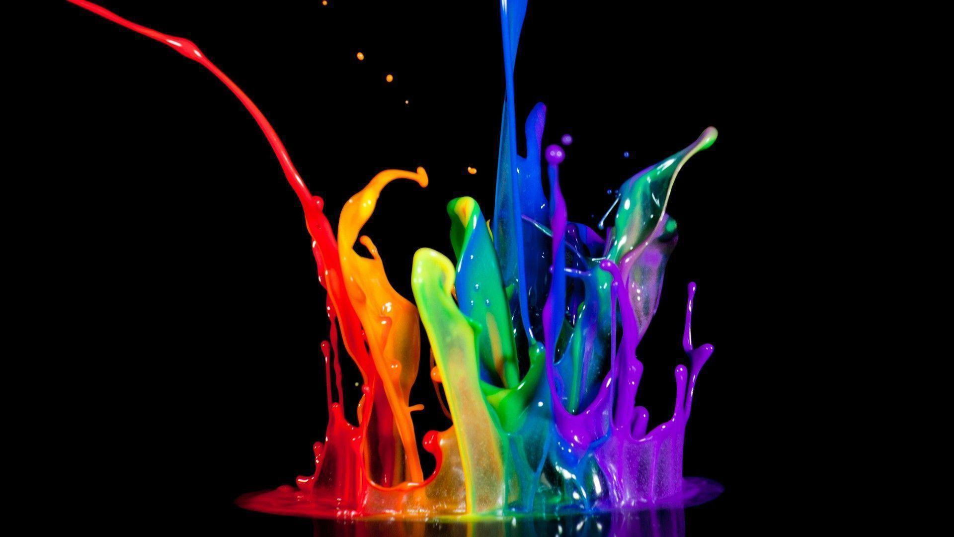 splash of color hd - photo #1