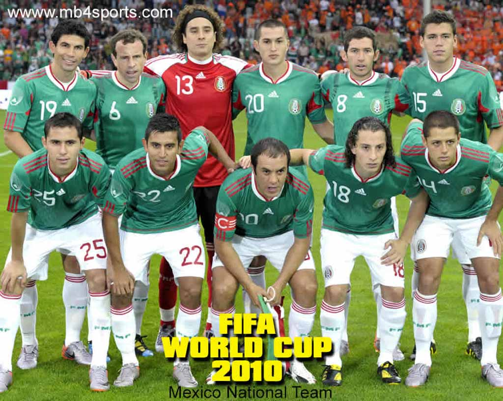 Mexico Soccer Wallpapers 2015