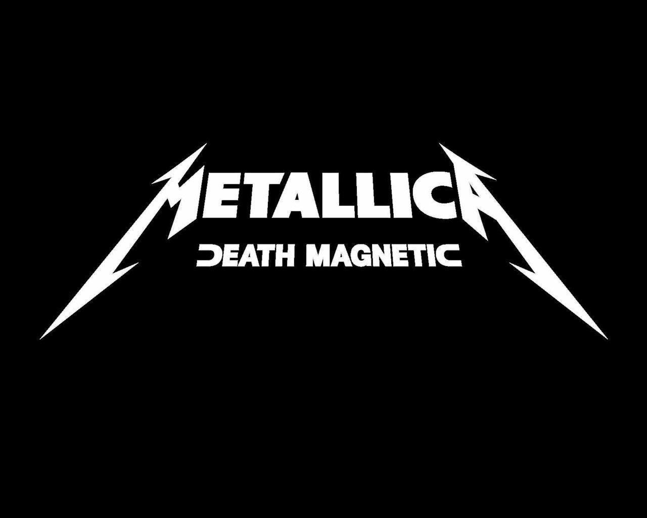 metallica lighting logo wallpaper - photo #29