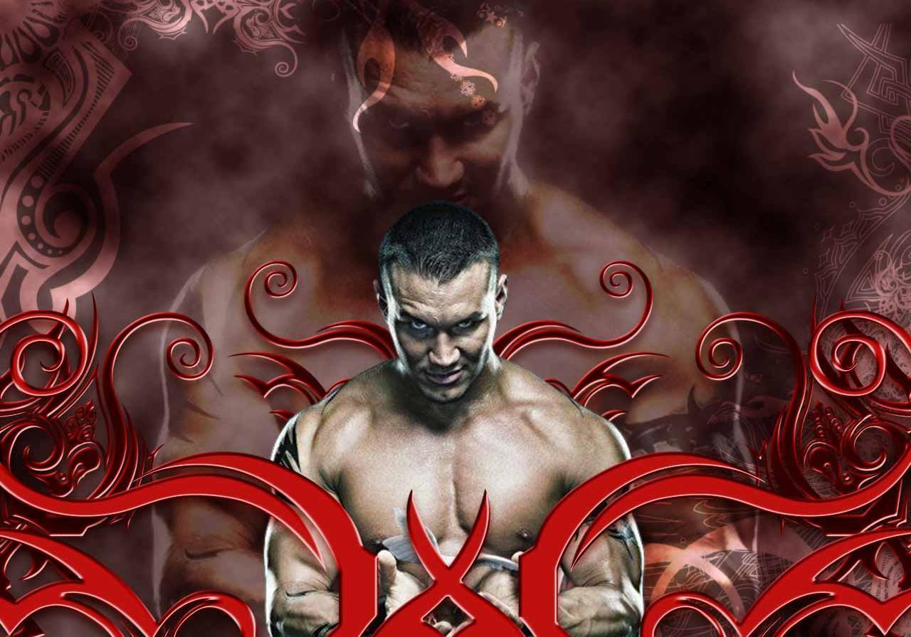 Wallpaper of Randy Orton | WWE Fast Lane, WWE Superstars and WWE ...