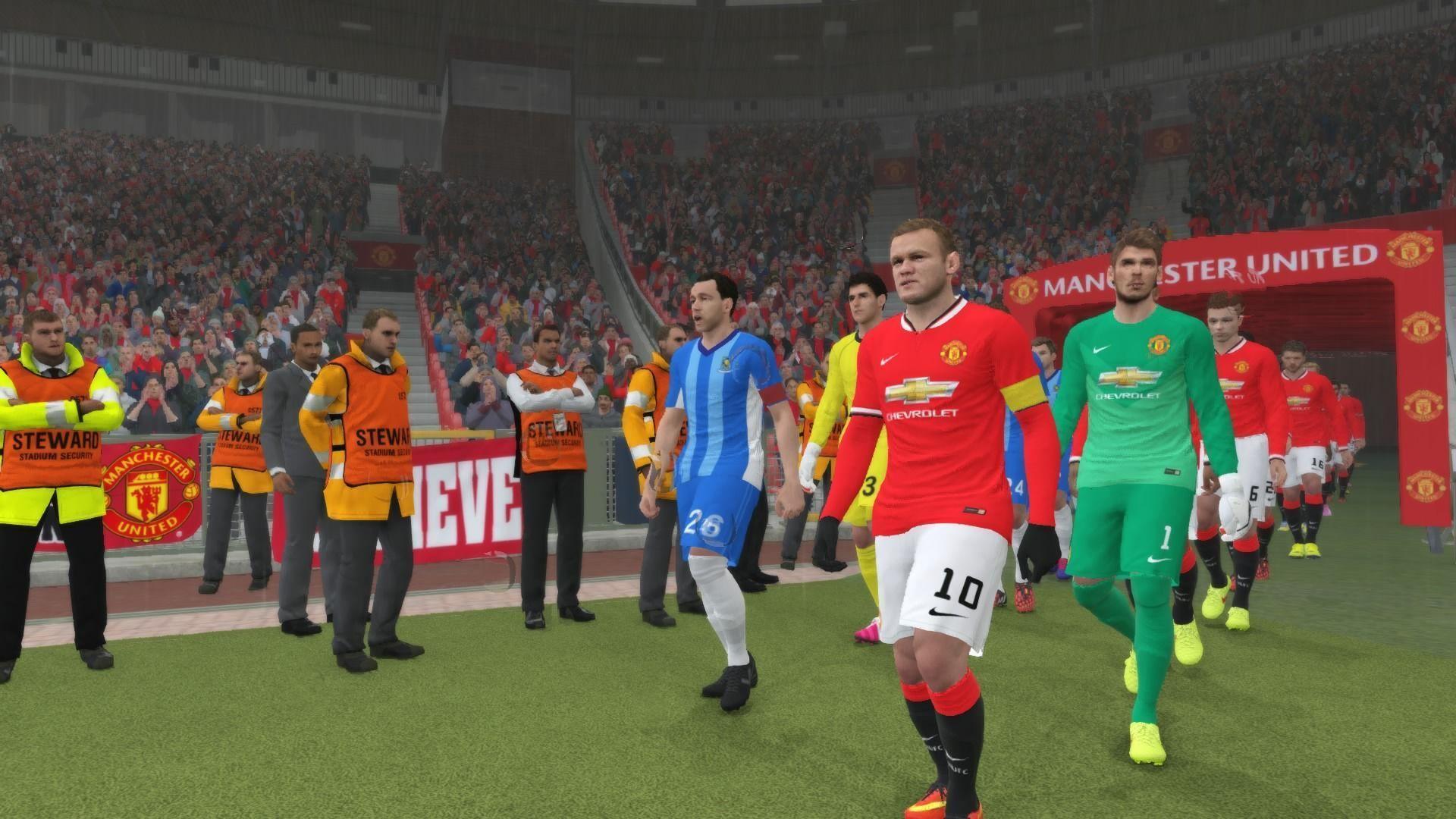 Pro Evolution Soccer 2015 Review - GameSpot