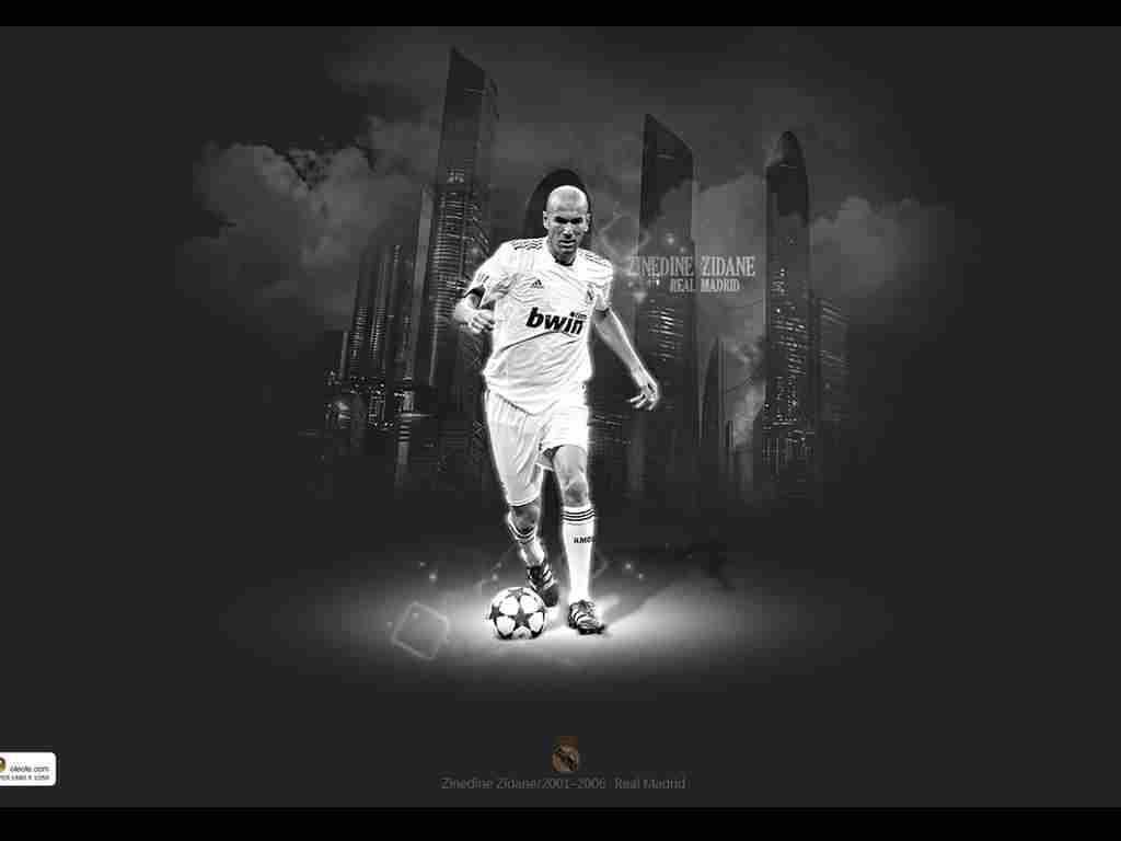 Zidane Wallpapers - Wa...
