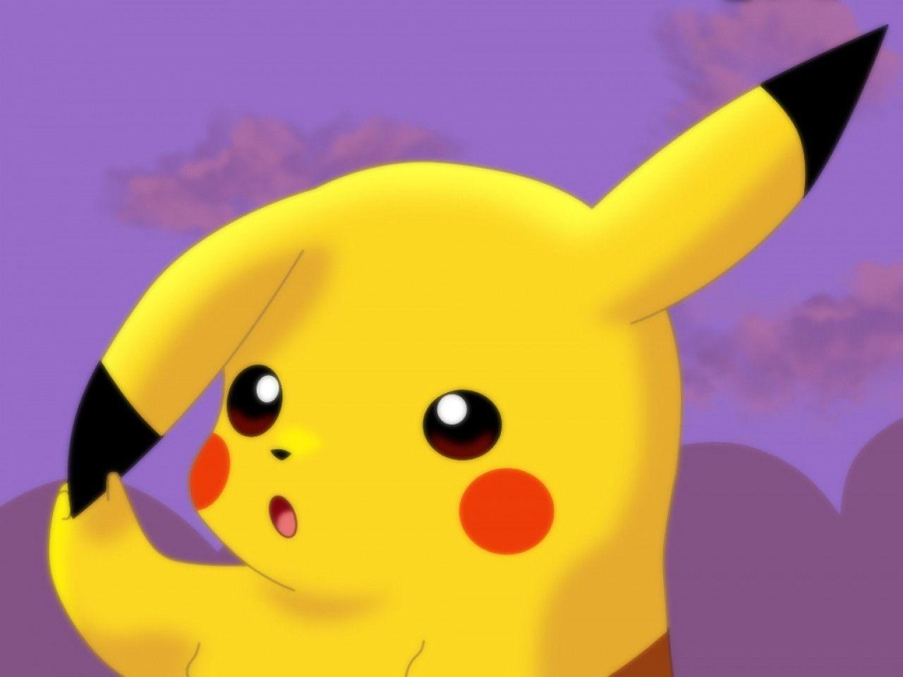 pikachu pokemon wallpaper - photo #25
