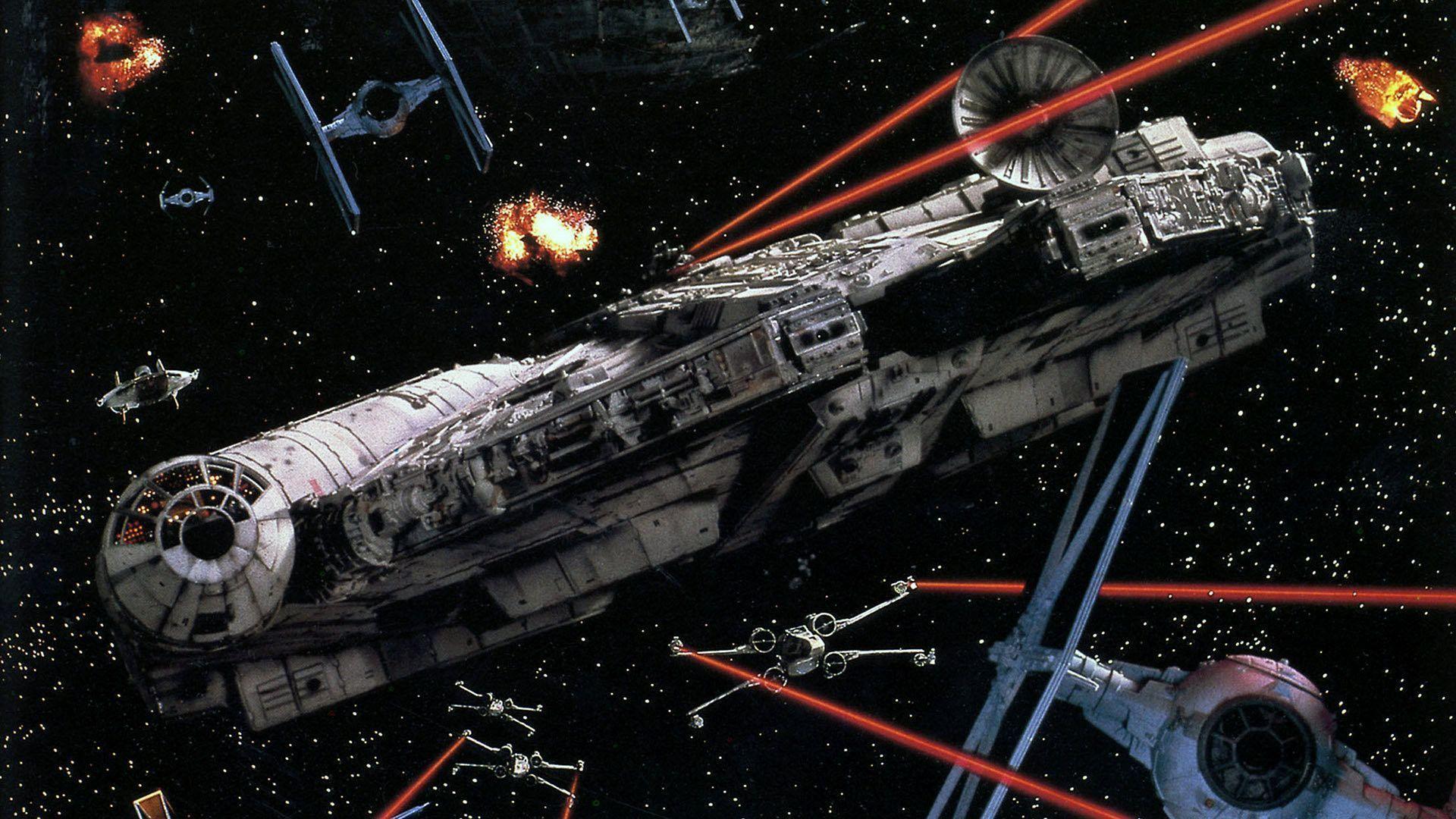 14 Star Wars Episode VI Return Of The Jedi Wallpapers