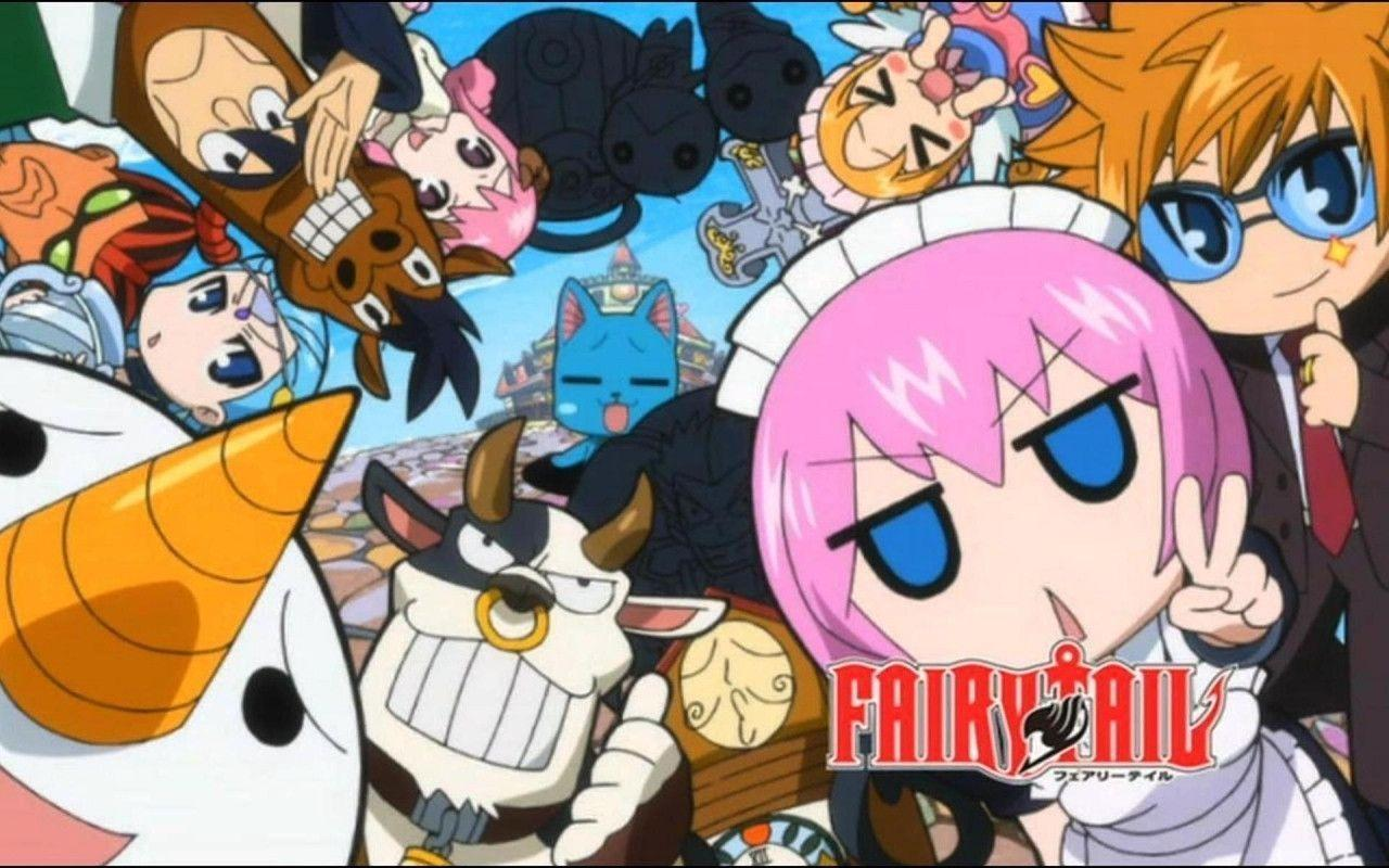 Fairy Tail Wallpaper Backgrounds PC
