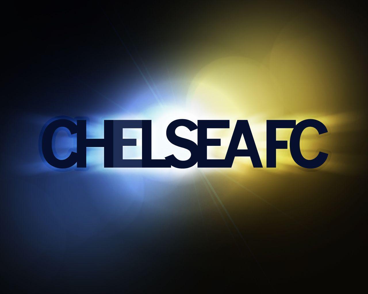 Chelsea Football Club Font | Wallpaperspedia