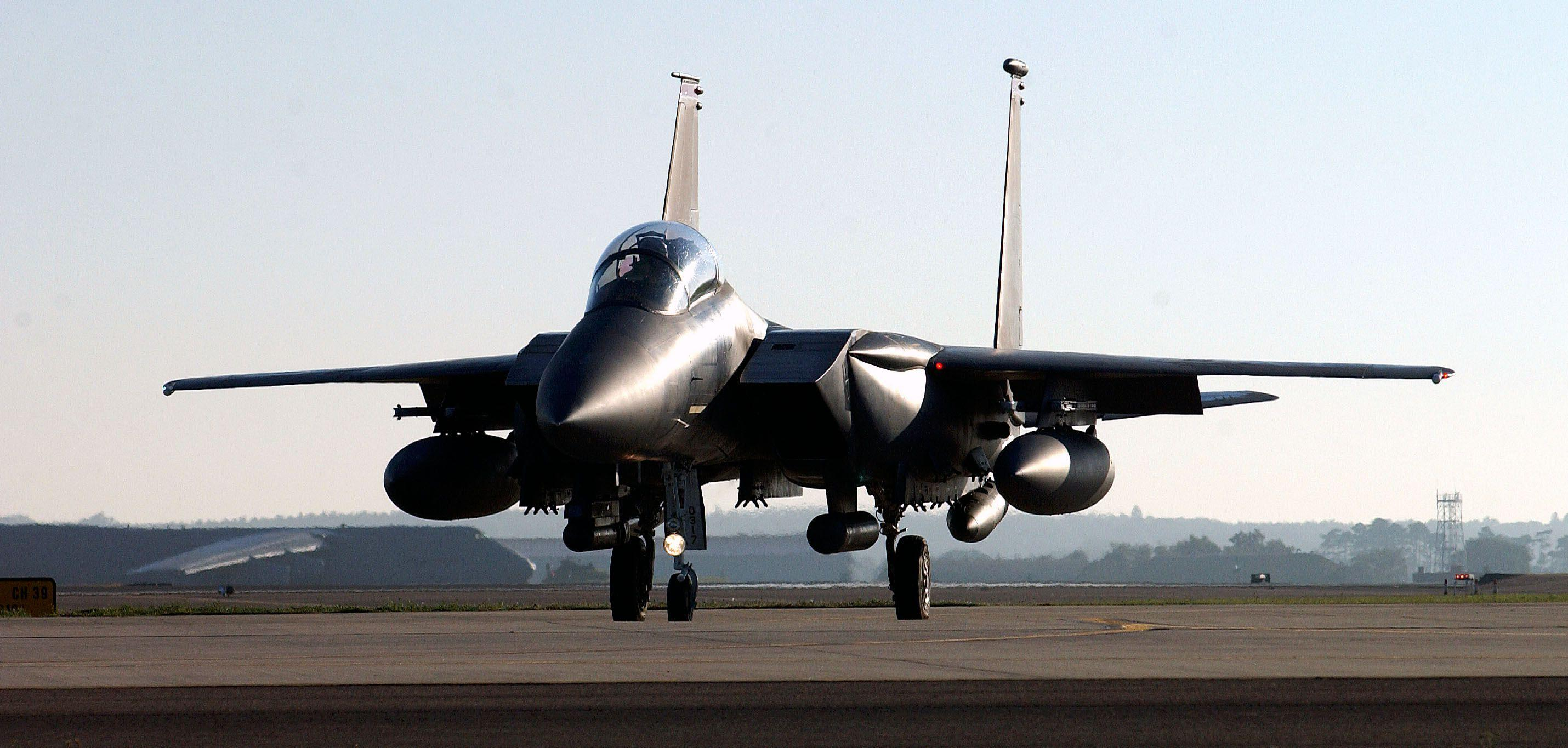 f 15e strike eagle royal air force england wallpapers (7 wallpapers
